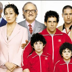 Family photo of the Royal Tenenbaums (film)