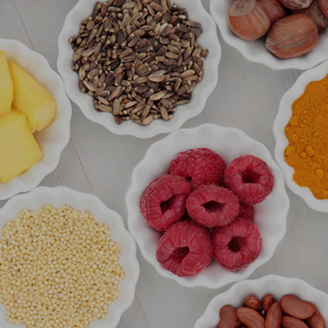 Table of anti inflammatory foods