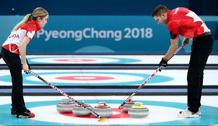 Lawes and Morris curling