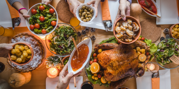 Holiday Nutrition for Healthy Eating Habits